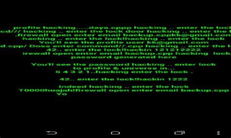 password hacker prank  apk  android aptoide