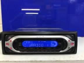 sony xplod car radio stereo cd mp3 player cdx mp40 eq3