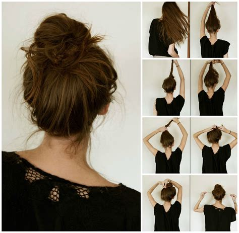 beautiful hairstyles  long hair step  step