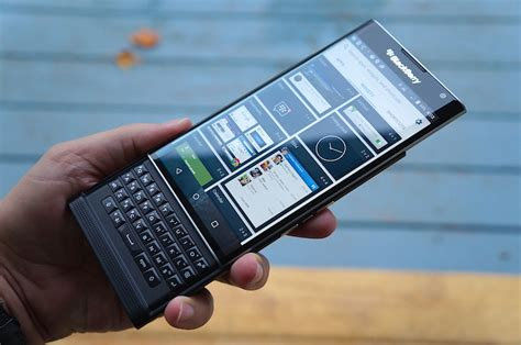 8 things you didn t you could do with the blackberry priv