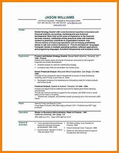 Profile Resume Examples Best Resumes