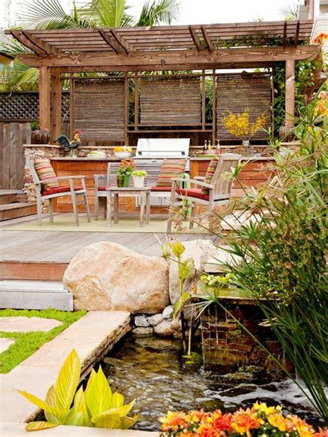 Gartengestaltung Ideen Sichtschutz by 30 Gartengestaltung Ideen Der Traumgarten Zu Hause
