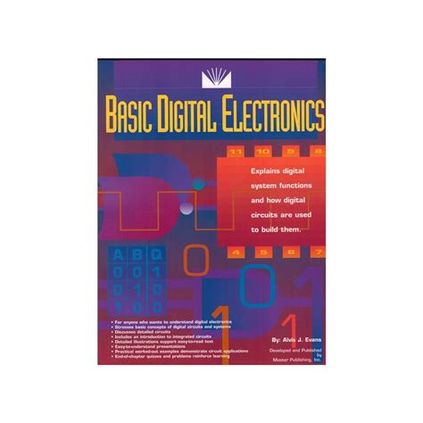 Basic Digital Electronics Entry Level Textbook