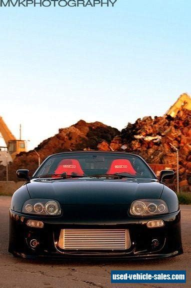 auto air conditioning service 1993 toyota supra electronic valve timing 1993 toyota supra for sale in canada
