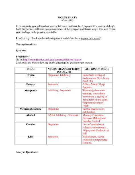 mouse worksheet kidz activities