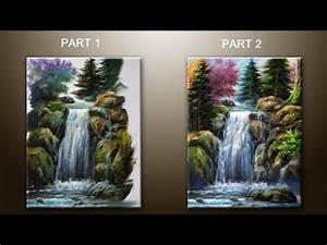 This is a step-by-step acrylic teaching channel, with ...