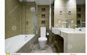 photo salle de bain moderne youtube With salle de bain champetre moderne