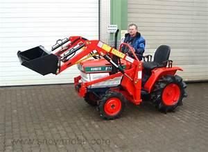 Mini Traktor Mit Frontlader : kleintraktor allrad traktor kubota b1820dst 18 0ps ~ Kayakingforconservation.com Haus und Dekorationen
