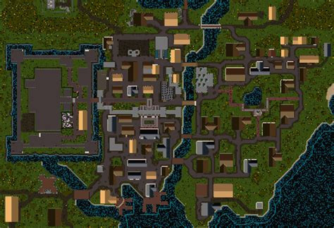 dungeon siege location type city
