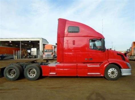 2013 volvo semi truck for sale 2013 volvo vnl64t670 sleeper semi truck for sale 360 807