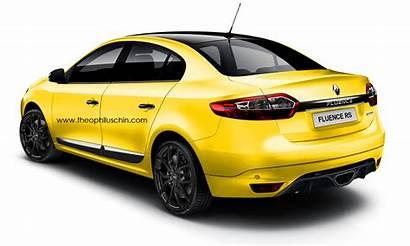 Fluence Renault Rs Sedan Rendered Autoevolution