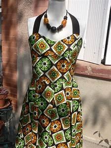 robe d39ete quotla danseuse aux petits poisquot With tissu pour robe d été
