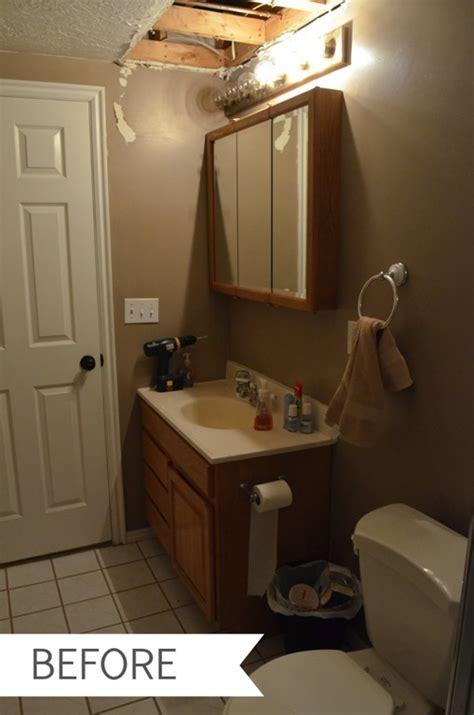 creepy bathroom remodel  create