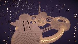 Minecraft Space Station | minecraft | Pinterest | Space ...