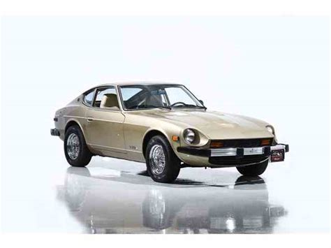 78 Datsun 280z For Sale by 1978 Datsun 280z For Sale On Classiccars