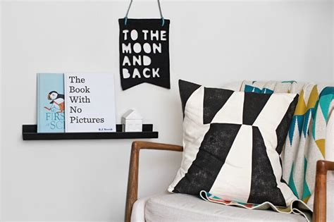 How To Style A Black Or Brown Nursery Without It Feeling Dark