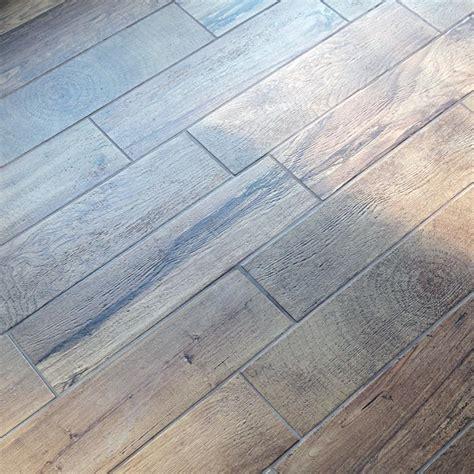 install wood  floor tile