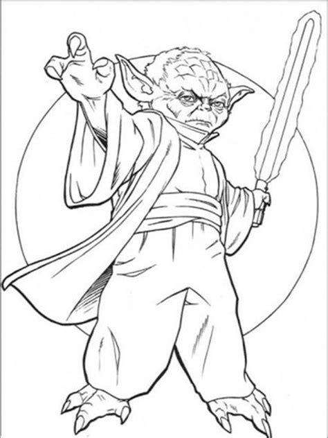 star wars yoda coloring pages  printable star wars yoda coloring pages