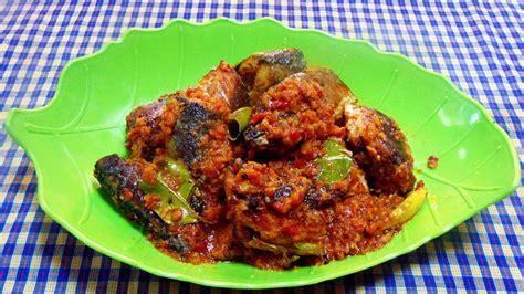 resep  memasak ikan tongkol bumbu bali youtube