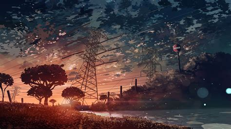 Anime Wallpapers And Backgrounds 5 Centimeters Per Second Anime Wallpapers Hd Desktop