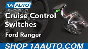 How To Replace Steering Wheel Mounted Cruise Control