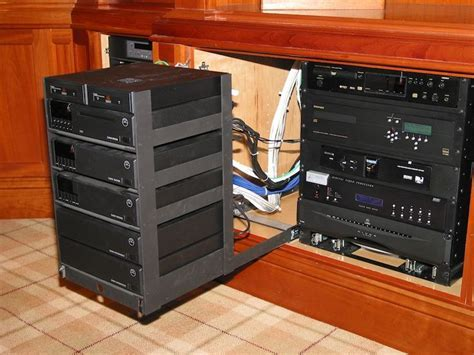 1000  images about Home Cinema Cabinet on Pinterest