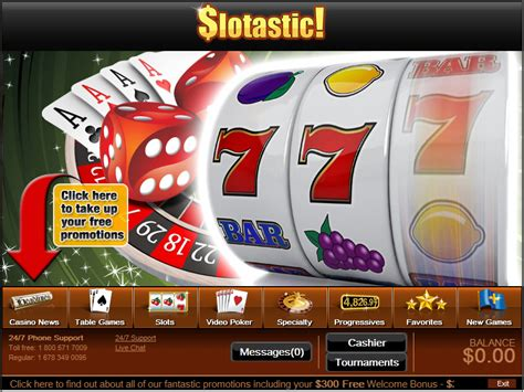 Slotastic Casino Unitedstatesofcasinoscom