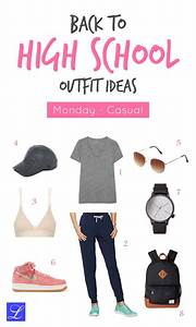High School Outfits - 5 Ideas that Are Cute Sexy Cool and Smart u22c6 Metropolitan Girls
