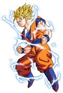 Goku Super Saiyan 2