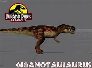 jurassic park giganotosaurus