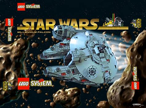 faber files flashback  lego  star wars