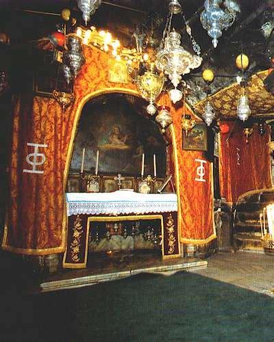 church  nativity  bethlehem  manger  jesus  born