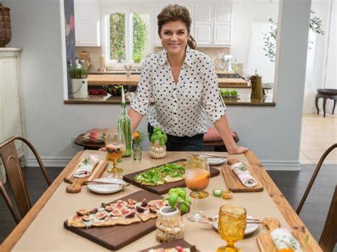 Tiffani Thiessen  Cooking Channel