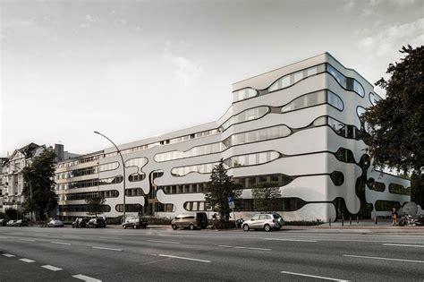 A J Hamburg by J Mayer H Completes Schlump One In Hamburg