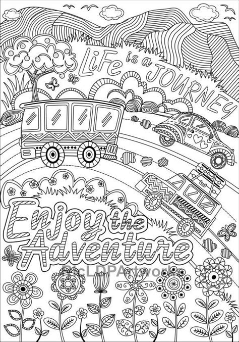 coloring pages  kids  grown ups work hard  nice  people  life   journey