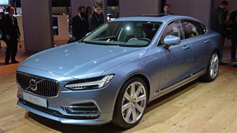 what s the new volvo commercial about 2017 volvo s90 starts at 47 945 goes on sale this summer