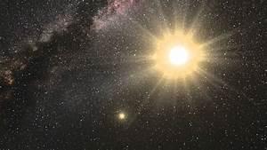 A fly-through of the Alpha Centauri system - YouTube