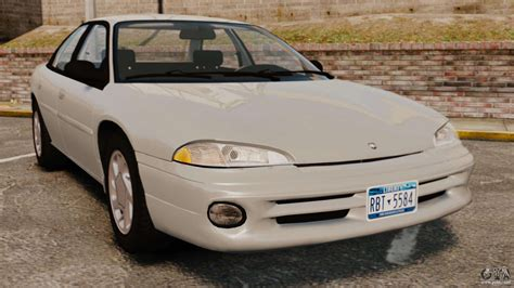 1993 Dodge Intrepid by Dodge Intrepid 1993 Civil For Gta 4