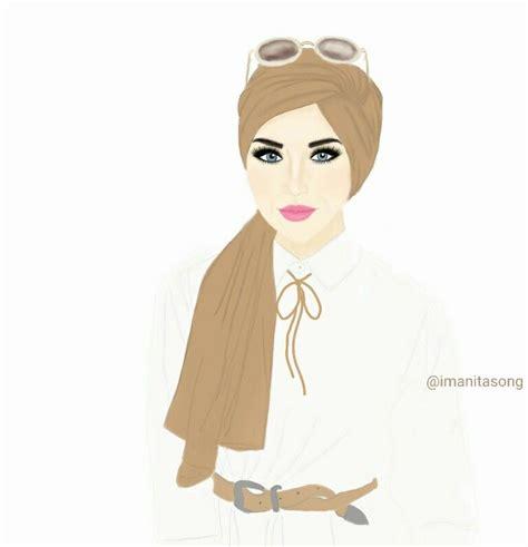 atimanitasongillustration fashion drawing illustration