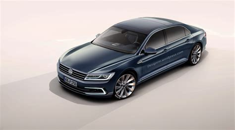 2017 Lincoln Continental Concept by Lincoln Continental Concept Turned Into 2017 Vw Phaeton