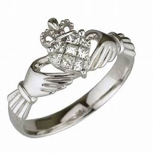 irish claddagh ring heart images With ireland wedding ring