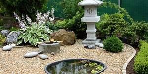 best idee de jardin japonais photos design trends 2017 With marvelous comment realiser un jardin zen 7 petit jardin nos astuces et conseils pour un petit