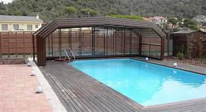 Abri Haut Piscine : kit abris haut de piscine ~ Premium-room.com Idées de Décoration