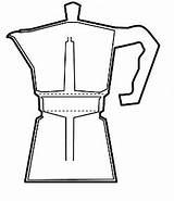 Moka sketch template