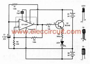 The op amp ic tester circuit for Op amp test circuit