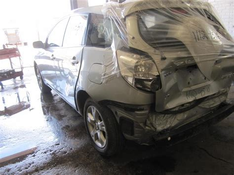 Toyota Matrix Parts by Parting Out 2003 Toyota Matrix Stock 130175 Tom S
