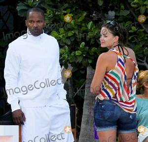 Pictures From Jamie Foxx Girlfriend Poolside Miami