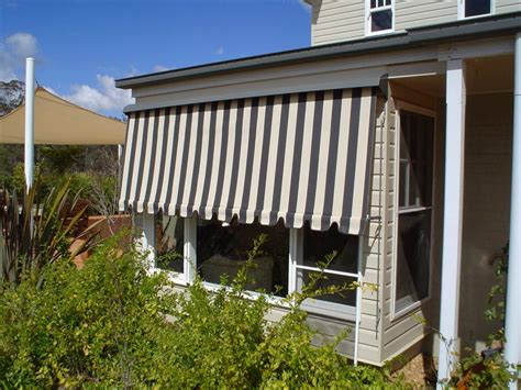 Spring Roller Automatic Awnings