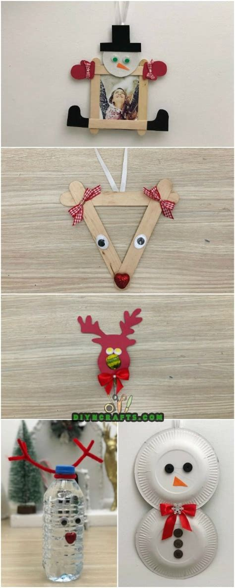 easy   christmas crafts   ordinary supplies