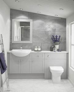 U221a, U221a, Fitted, Bathroom, Furniture